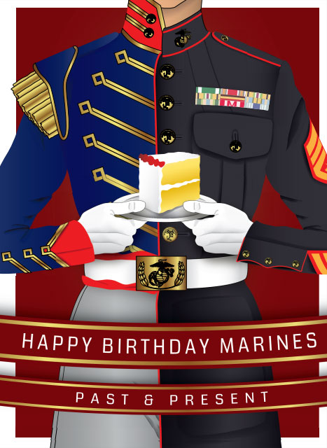 happy birthday marine images ; HSC-4705