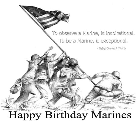 happy birthday marine images ; marinebday