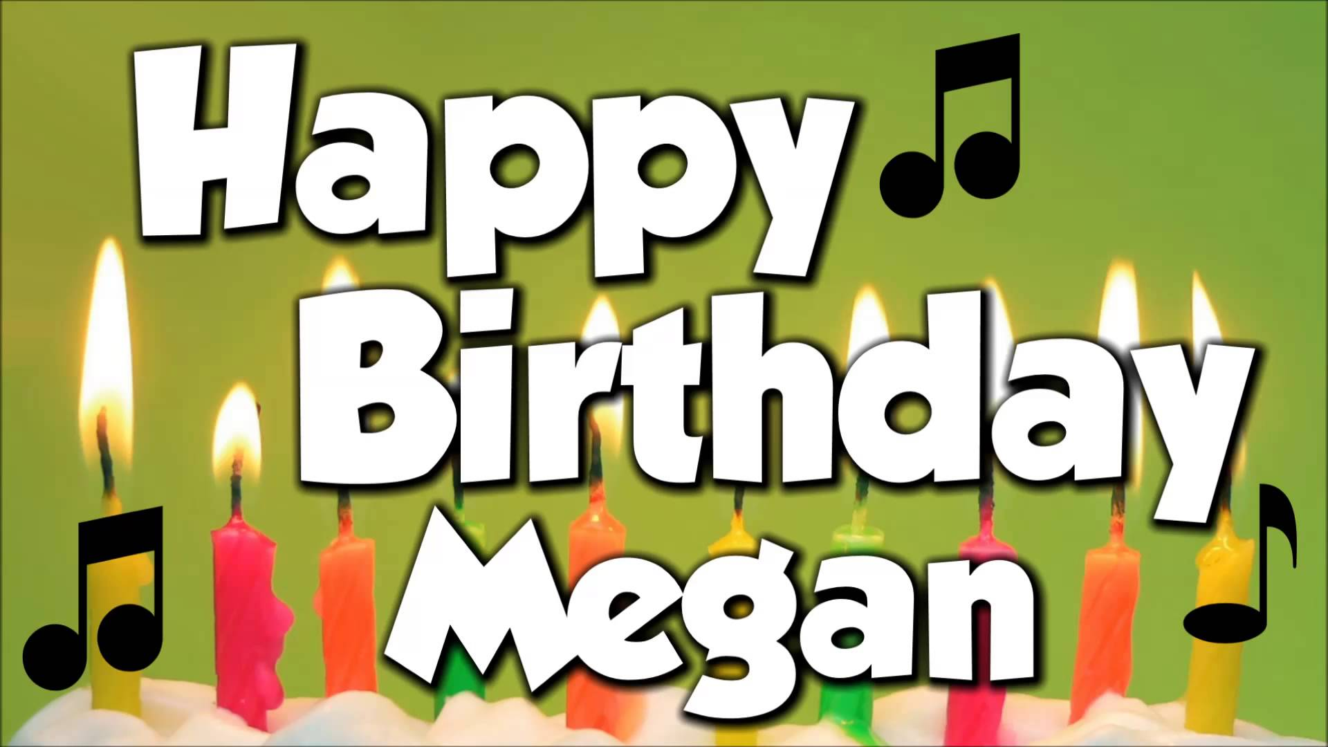 happy birthday megan images ; maxresdefault