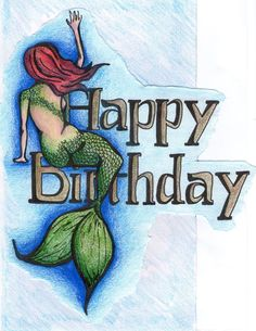 happy birthday mermaid meme ; 3957b71ce54d202d4b8075ddba949b77--happy-birthday-mermaid-happy-birthday-beach
