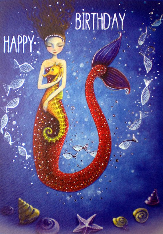 happy birthday mermaid meme ; 9e564833cab0ac256f1c6502cc963091