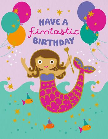 happy birthday mermaid meme ; NIGHTOWL162
