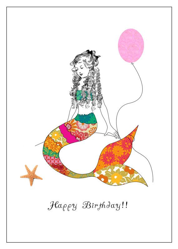 happy birthday mermaid meme ; e16e99f7578fe081651b3a38f168429d--birthday-greetings-birthday-wishes