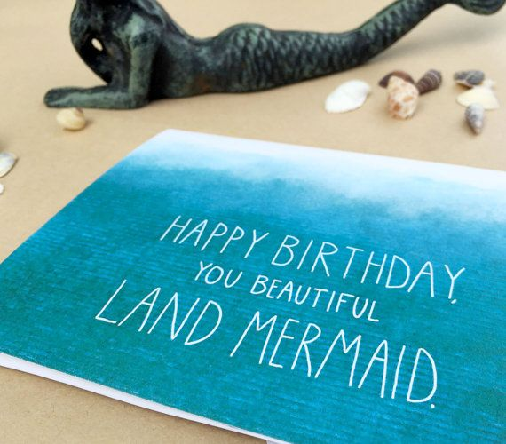 happy birthday mermaid meme ; mermaid-birthday-meme-2