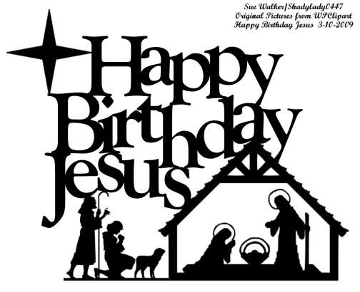 happy birthday merry christmas clip art ; 0a7a207e8846cd1fc1e42f38f75e7b90