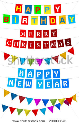 happy birthday merry christmas clip art ; stock-vector-set-of-multicolored-flags-with-the-inscription-happy-birthday-merry-christmas-happy-new-year-208033576
