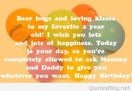 happy birthday message for 2 year old ; 569-2nd-birthday-wishes