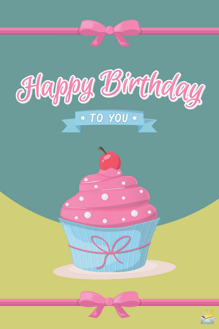 happy birthday message for a female friend ; Cute-birthday-greeting-card-for-female-friend