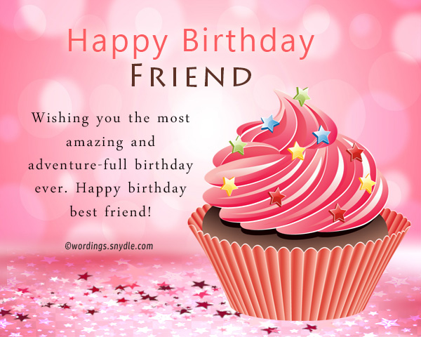 happy birthday message for a female friend ; birthday-greetings-for-best-friend-1