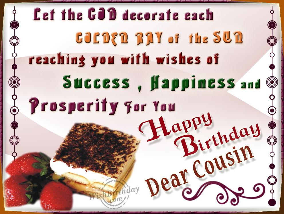happy birthday message for cousin brother ; 328