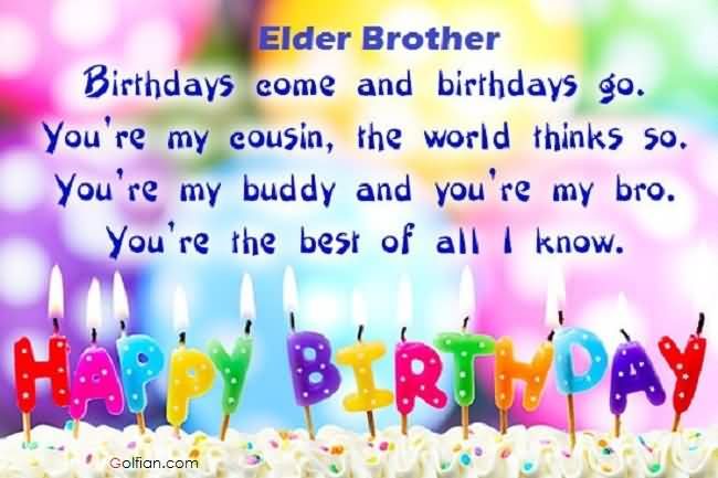 happy birthday message for elder brother ; Great-Quote-Birthday-Wishes-For-Elder-Brother
