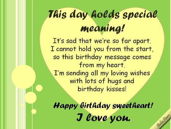 happy birthday message for girlfriend long distance tagalog ; 0d1849ef754bdb869de17ace88aa66e8