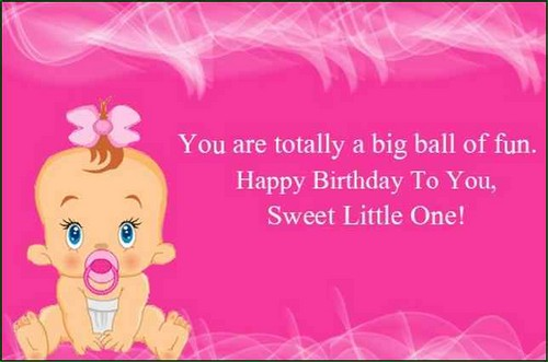 happy birthday message for kid girl ; Birthday_Wishes_For_Baby_Girl3