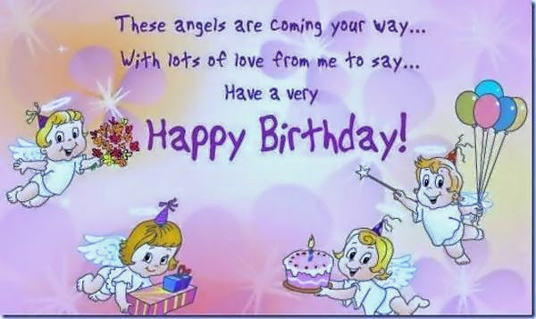 happy birthday message for kid girl ; Happy-Birthday-Funny-Wishes-Cards