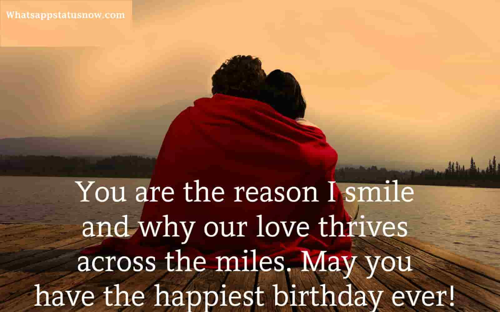 happy birthday message love my life ; Happy-Birthday-My-Love-quotes-1