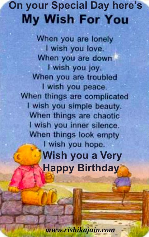 happy birthday message quotes ; Special-Birthday-Wishes-for-you
