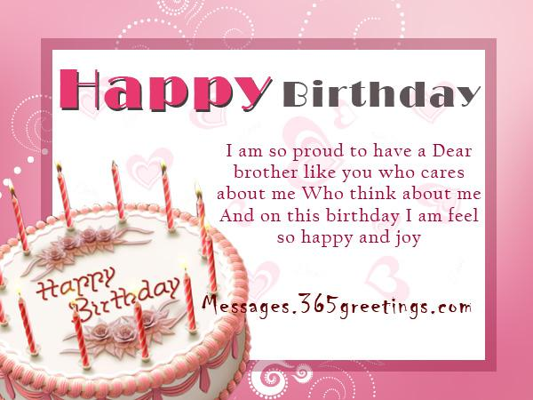 happy birthday message sample ; birthday-greetings