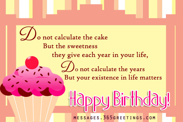 happy birthday message sample ; inspirational-birthday-messages-for-a-friend