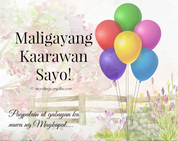 happy birthday message tagalog for girlfriend ; birthday-messages-in-tagalog