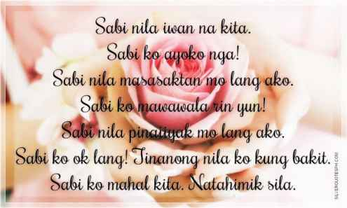 happy birthday message tagalog for girlfriend ; pinoy-text-messages-tagalog-love-quotes