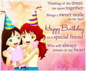 happy birthday message to friend in hindi ; Happy-Birthday-Friend-300x250