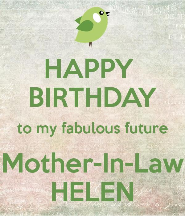 happy birthday message to future mother in law ; Happy-Birthday-To-My-Mother-In-Law-600x700