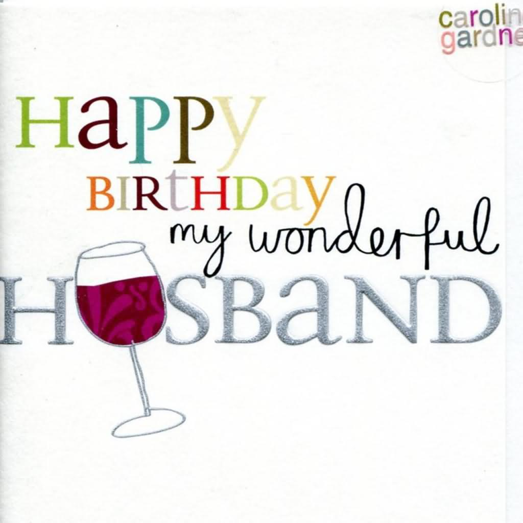 happy birthday message to husband on facebook ; To-My-Wonderful-Husband-Happy-Birthday-Wishes-Image