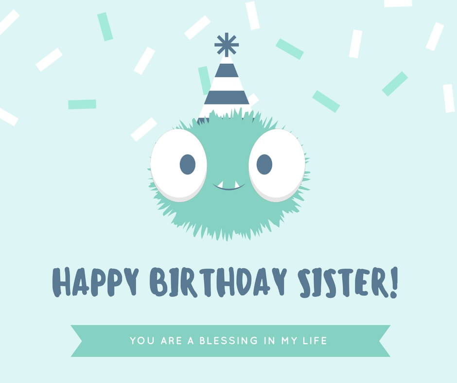 happy birthday message to little sister ; little-sister-birthday-wishes