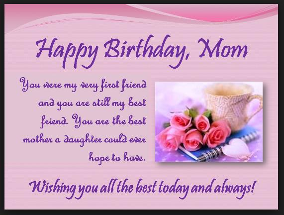 happy birthday message to mom from son ; happy-birthday-quotes-for-mom-from-son