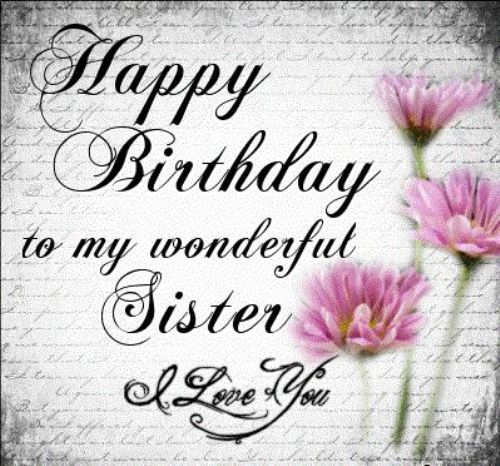 happy birthday message to my big sister ; 40e107489751a690b0ebb338f9128429