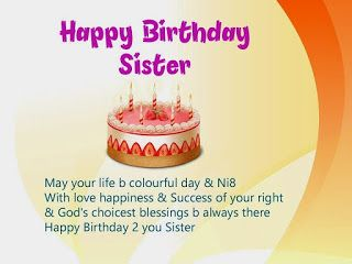 happy birthday message to my big sister ; c4d74cd3337ed5886b67b183e70e927b