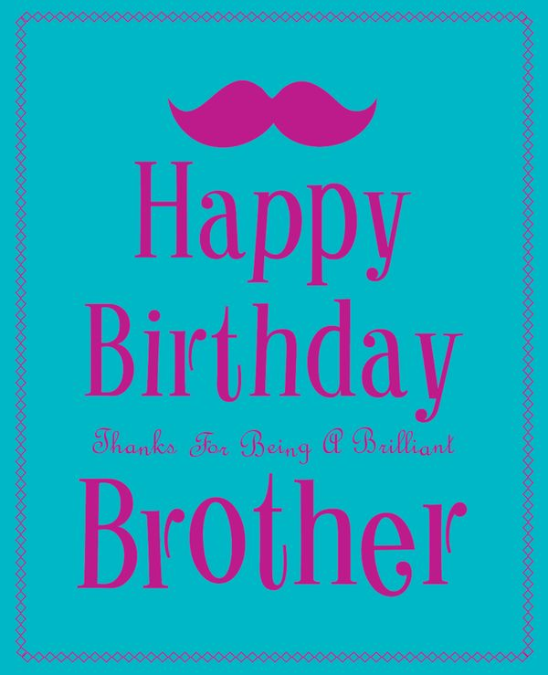happy birthday message to my blood brother ; 2-Happy-Birthday-Brother-Images