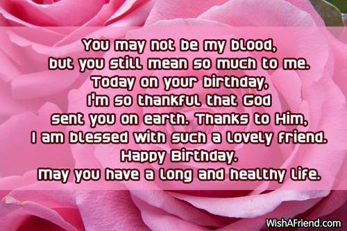 happy birthday message to my blood brother ; 776-cute-birthday-sayings