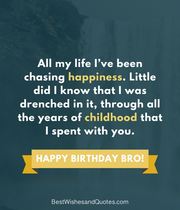 happy birthday message to my blood brother ; best-wishes-for-brothers-birthday