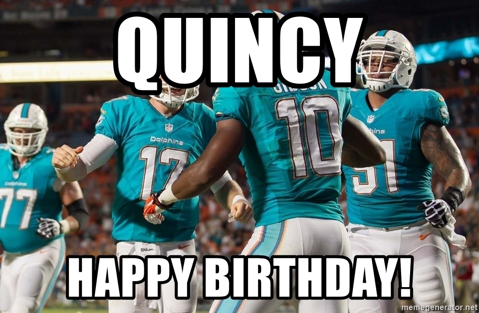 happy birthday miami dolphins ; 74525629