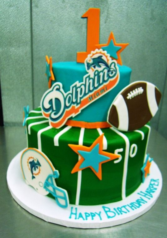 happy birthday miami dolphins ; 74dd6d2157aaade4639c5ef04a76bff0--dolphin-birthday-cakes-first-birthday-cakes