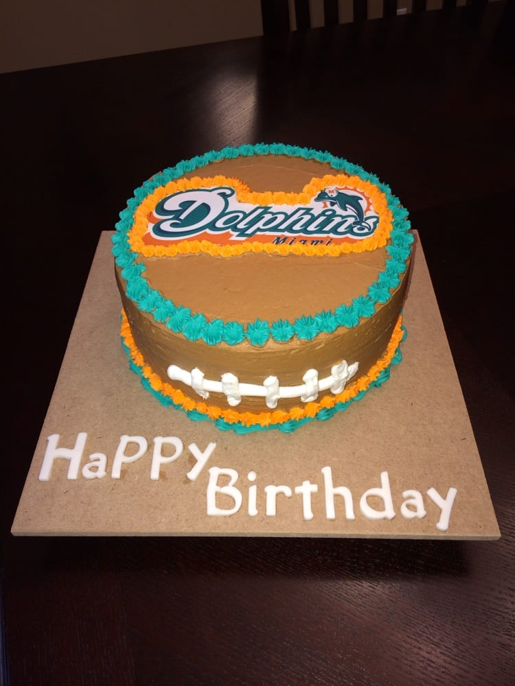 happy birthday miami dolphins ; o