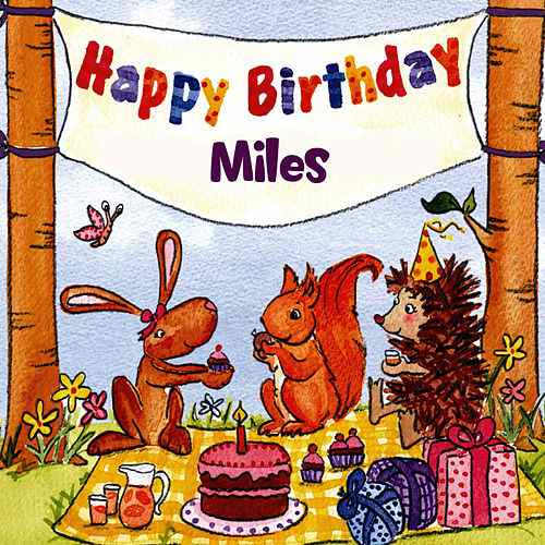 happy birthday miles ; 500x500-1
