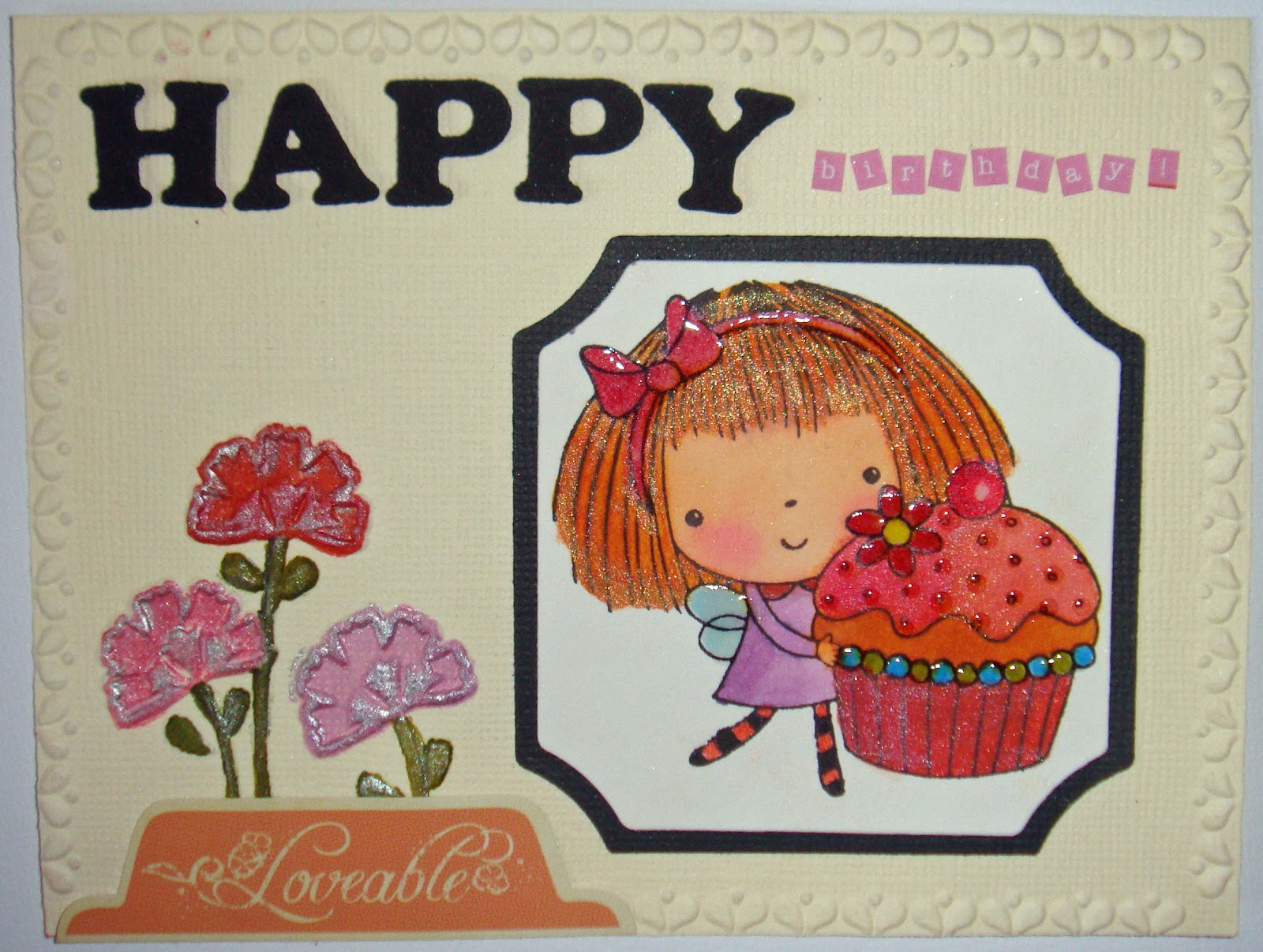 happy birthday mimi card ; sweet+thing+mimi