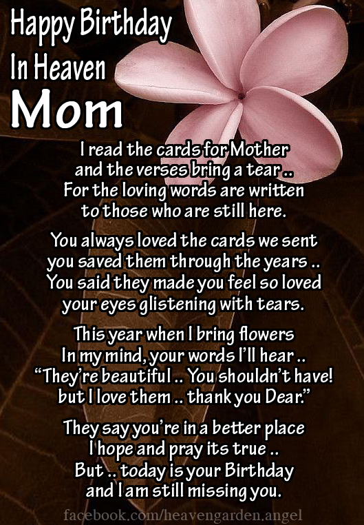 happy birthday mom in heaven images ; Happy-Birthday-in-Heaven-9