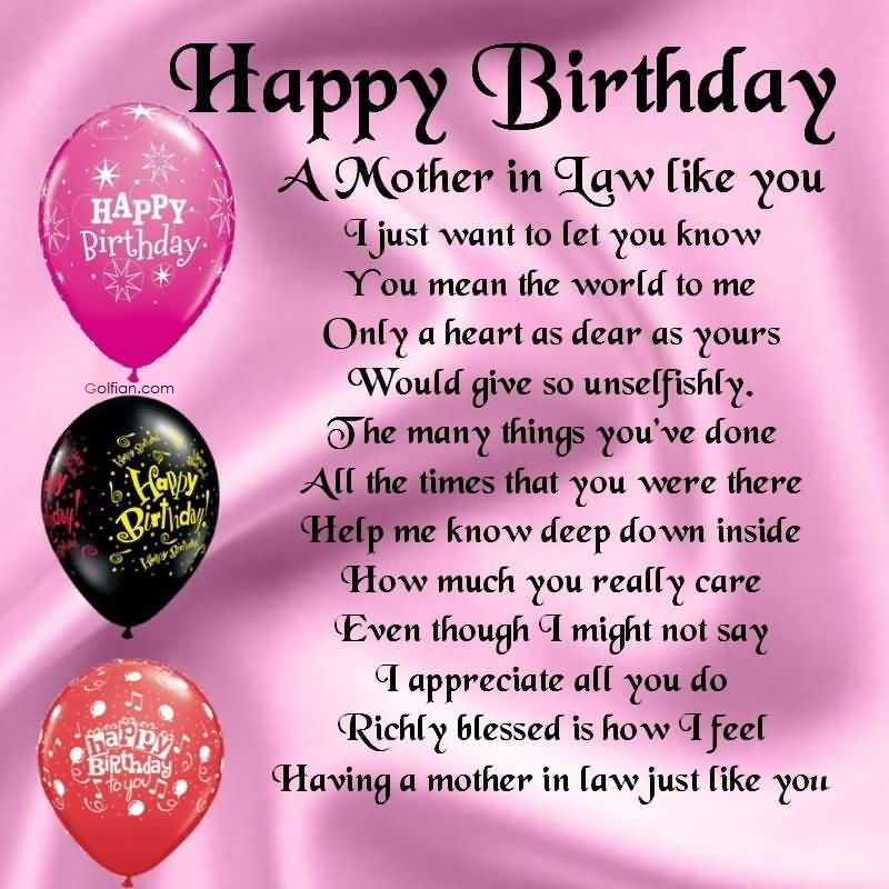 happy birthday mother in law meme ; Latest-E-Card-Birthday-Wishes-For-Mother-In-Law