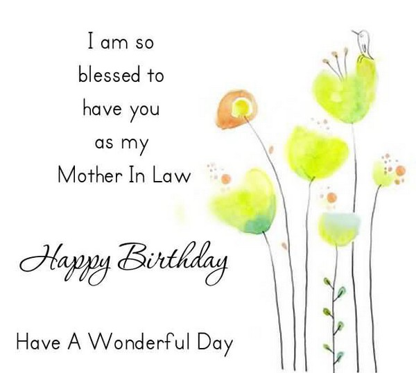 happy birthday mother in law meme ; happy-birthday-to-my-mother-in-law-in-heaven