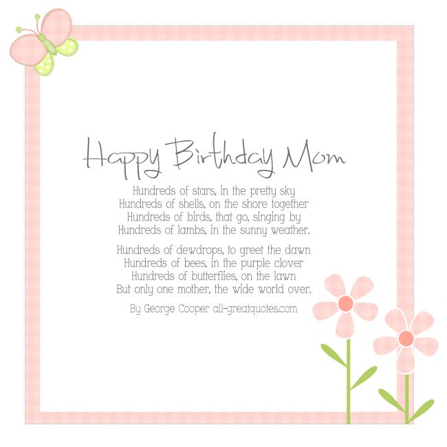 happy birthday mother poems ; Happy-birthday-Mom-card-beautiful-poem-George-Cooper