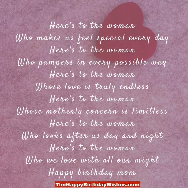 happy birthday mother poems ; ceb24b50749f1307e48e864fee73ad03