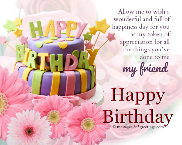 happy birthday my friend images ; birthday-messages-for-friend-images