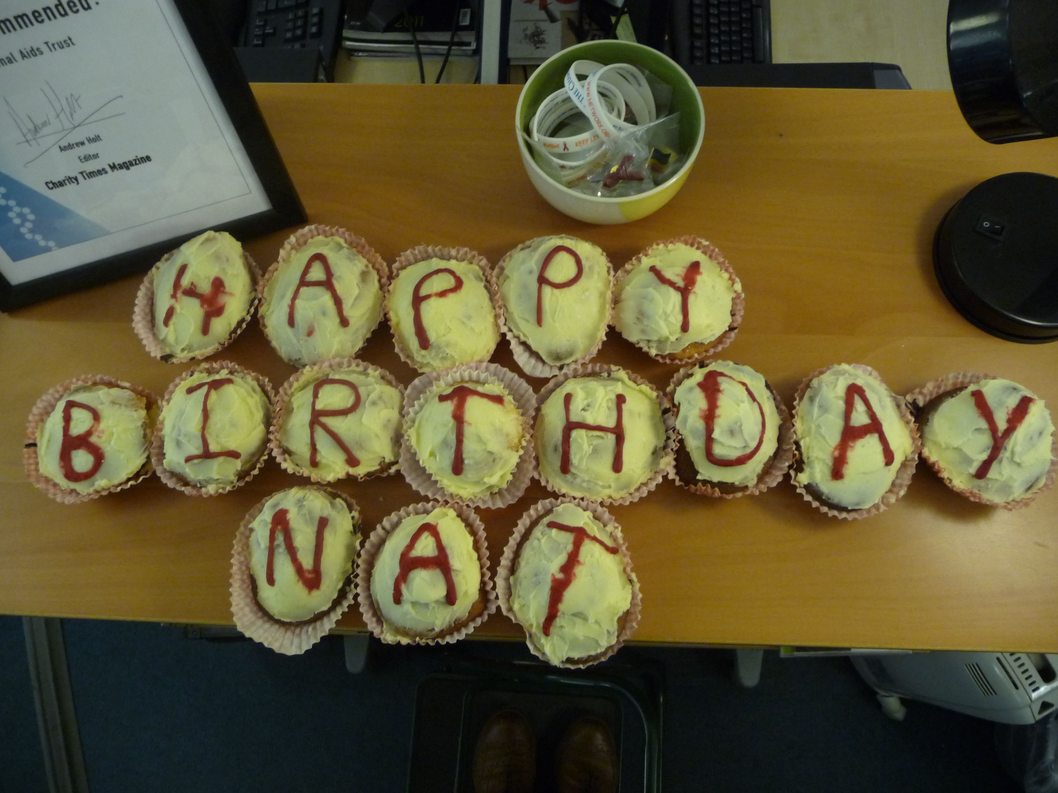 happy birthday nat ; 457af09d1252791f5b004ca82faf3e8d