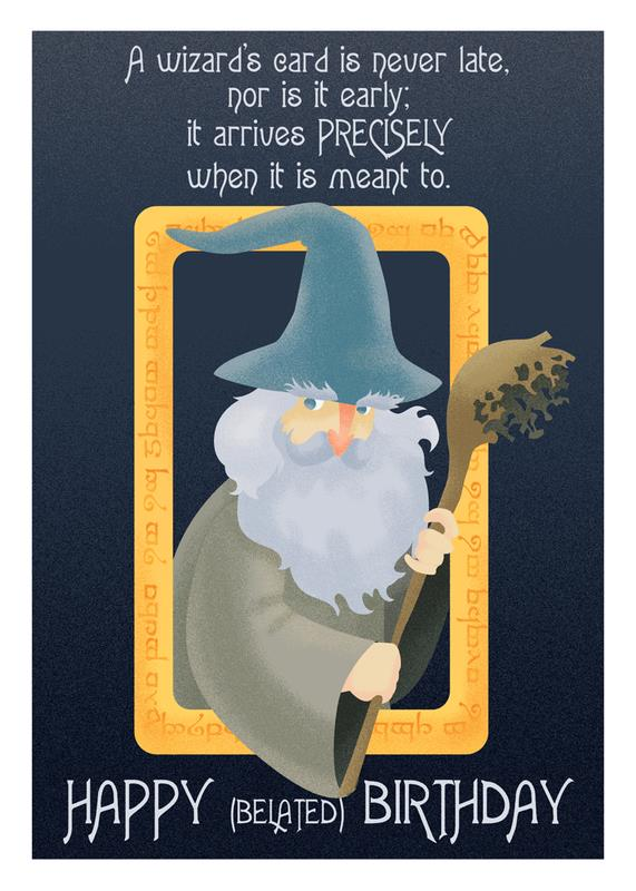 happy birthday nerd card ; wizard_belated_original_grande