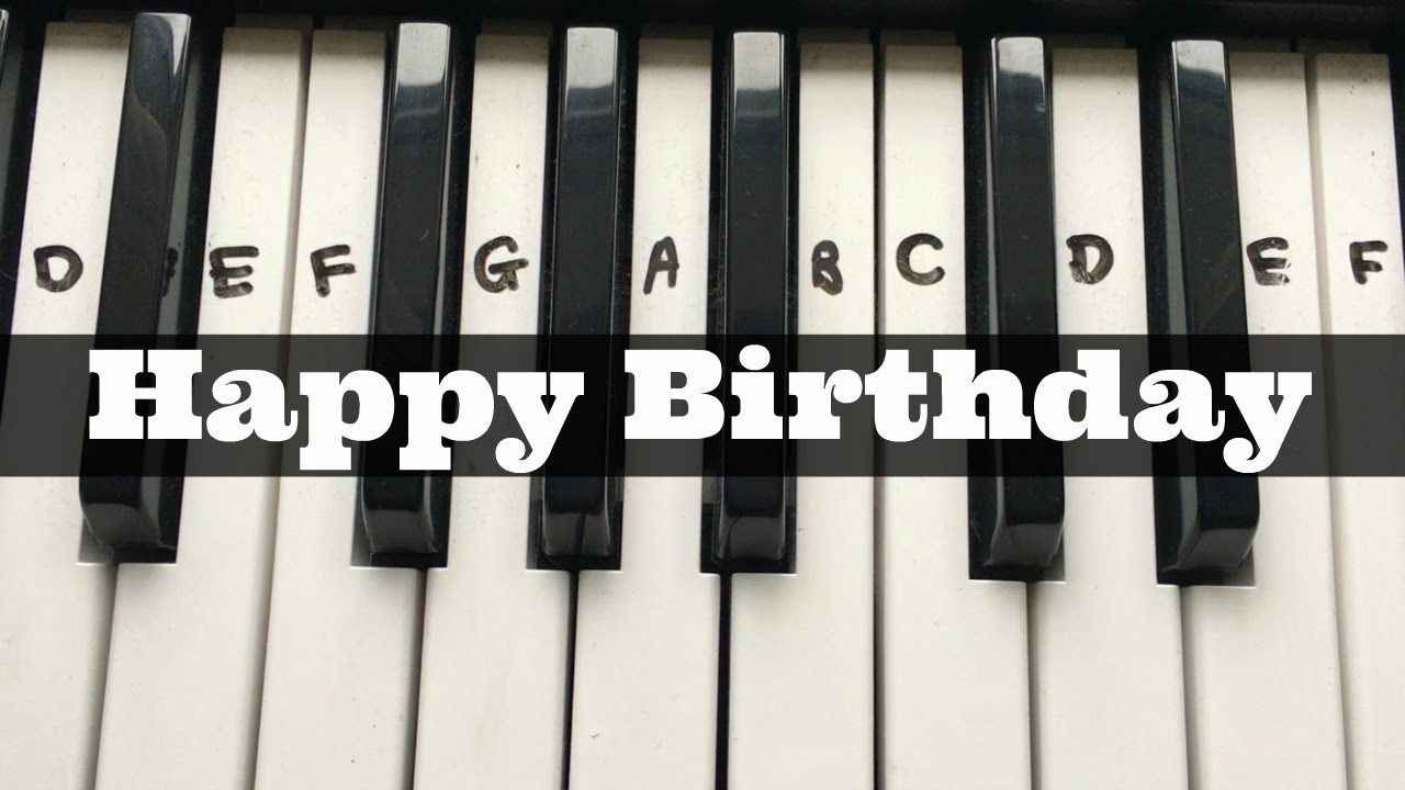 happy birthday notes on casio ; notes-of-happy-birthday-on-keyboard-maxresdefault