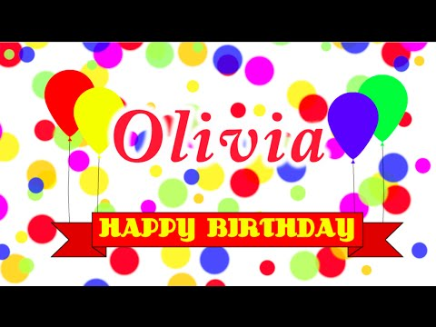 happy birthday olivia images ; hqdefault
