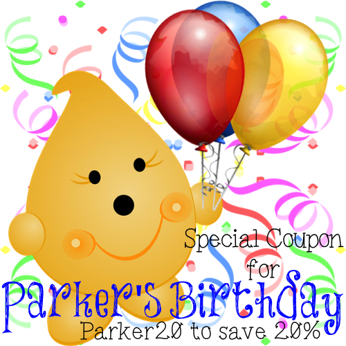 happy birthday parker ; Parkers-Birthday-Promotional